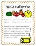 Radio Halloween