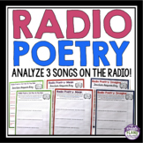 POETRY MUSIC ASSIGNMENTS