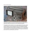 Radio Segment / TV News Segment