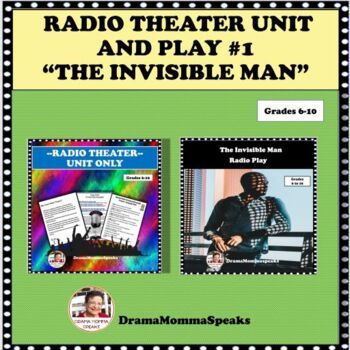 Radio Theatre in the Classroom--Tune In and Turn On