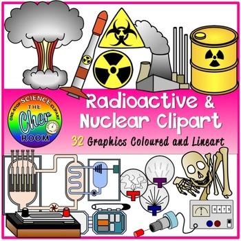 Radioactive & Nuclear Clipart