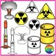 Radioactive & Nuclear Clipart