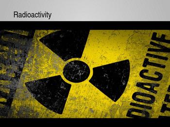 Radioactivity History