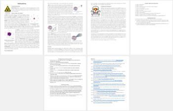 Radioactivity - Reading Article - Grade 8 and Up