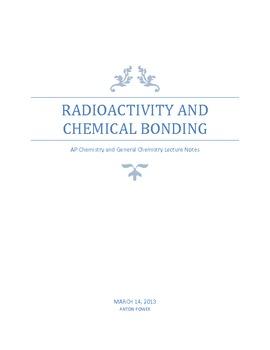 Radioactivity and Chemical Bonding