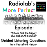 Radiolab More Perfect Supreme Court Guided Listening Questions Marbury v Madison