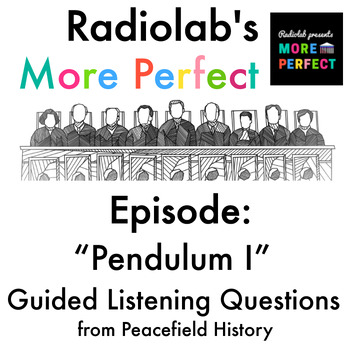 Radiolab More Perfect Supreme Court Pendulum I Korematsu v. United ...