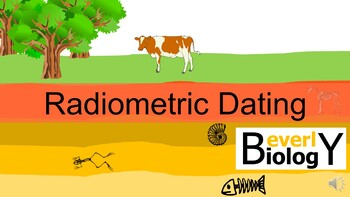radiometrisk dating PPT