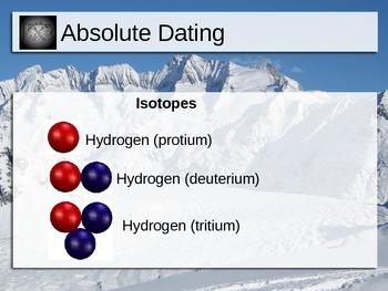 Radiometric Dating Power Point