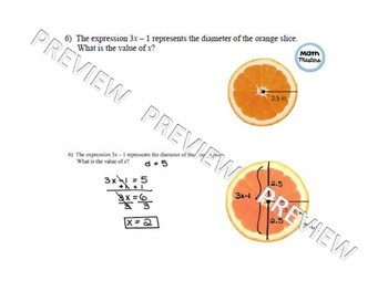 Radius & Diameter of a Circle