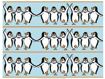 Ready-to-Go-Penguin Theme Editable!