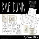 Rae Dunn Classroom Labels- 131 Target Adhesive Pockets