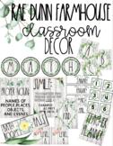 Rae Dunn Farmhouse Classroom Decor