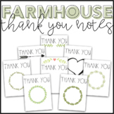 Farmhouse Thank You Notes