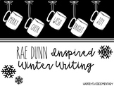 Rae Dunn Inspired Winter Writing (*UPDATED*)