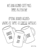 Rae Dunn Mugs - Themes in Literature