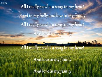 "Raffi's ""All I Really Need"" Sing-Along"