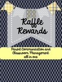 Raffle Rewards {Connecting Home Communication with Classro