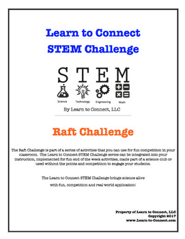 Raft Challenge by Learn to Connect STEM