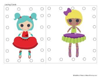 Rag Dolls Pre K and K Printable Pack