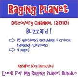 Raging Planet Blizzard