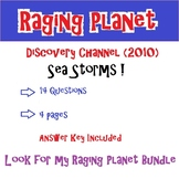 Raging Planet Sea Storms