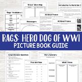 Rags: Hero Dog of World War I Book Study