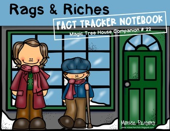 Rags and Riches Fact Tracker Research Guide
