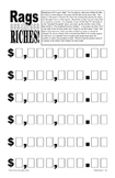Rags to Riches-Place Value Game