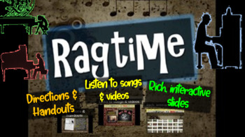 Ragtime: A Comprehensive and engaging Music History PPT (l
