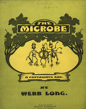 Ragtime Piano - The Microbe
