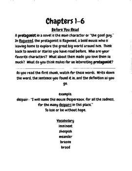 Ragweed Study Guide