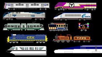 Railway Vehicles - Trains