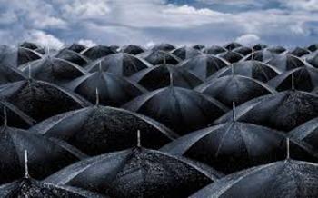 Rain cloze