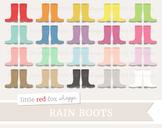Rain Boot Clipart; Shoes, Gardening