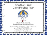Rain - Close Reading Pack