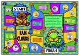 Rain Cloud Money Recognition Board Game - Australian Currency