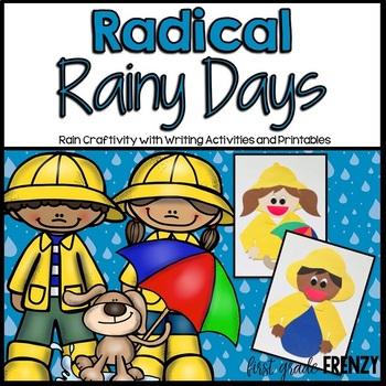 Rain Craftivity