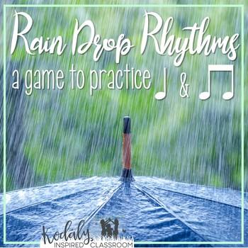 Rain Drop Rhythms: ta and titi