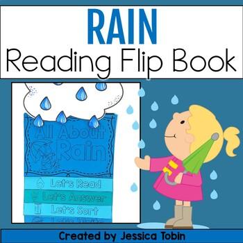 Rain Flip Book