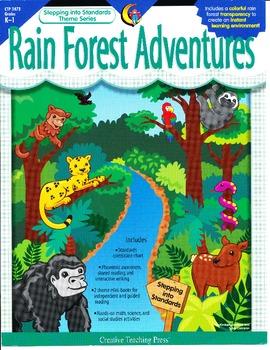 Rain Forest Adventures!