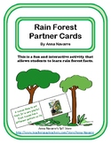 Rain Forest Partner Cards