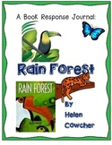 Rain Forest by Helen Cowcher - A Book Response Journal