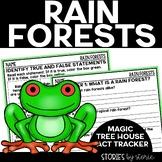 Rain Forests (Magic Tree House Fact Tracker & Nonfiction Companion)