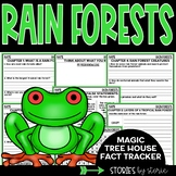 Rain Forests (Magic Tree House Fact Tracker & Nonfiction C