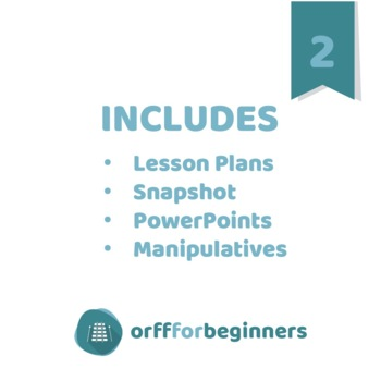 Rain Lesson from Orff from Beginners
