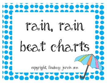 Rain Rain Beat Charts