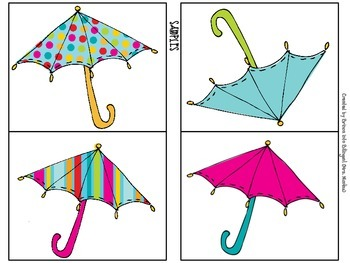 Rain, Rain, Go Away! An inside recess Unit IN SPANISH
