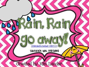 Rain, Rain Go Away!  Common Core Aligned
