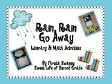 Rain, Rain Go Away: Literacy and Math Activities